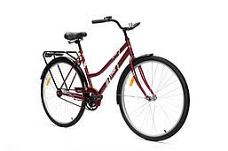 Велосипед Аист Aist 28-240 Бордовый городской/доржный
