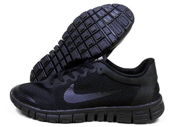 558044ca Кроссовки мужские NIKE Free Run 3.0.Черные: продажа, цена в Кривом ...