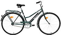 Велосипед Аист Aist 28-240 Бордовый городской/доржный Зеленый