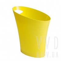 Ведро для бумаг Trento 5л желтое