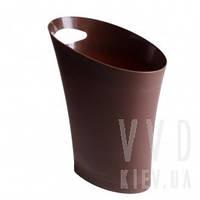 Ведро для бумаг Trento 5л коричневое