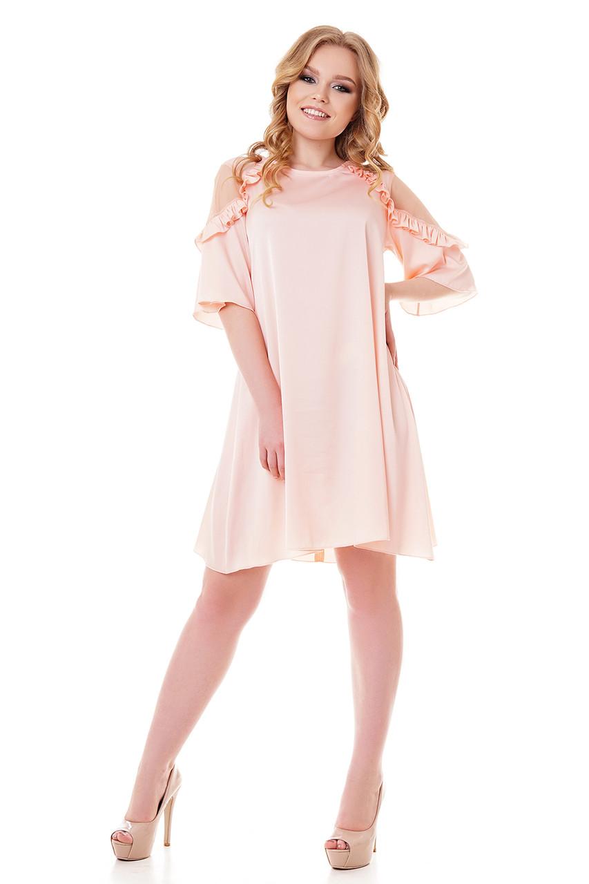 87d46c84d9a2 Универсальное летнее платье свободного силуэта - Модный магазин в Киевской  области