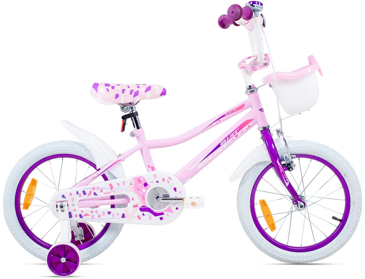 Велосипед Aist Wiki 16