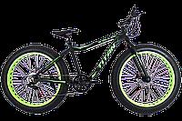 "Горный велосипед Titan Stalker 26"" Black-Green"