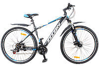 "Горный велосипед Titan X-Type 29"" Black-Blue-White"