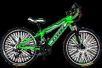 """Горный велосипед Titan Forest 26"""" Green-Black-White"""