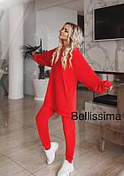 Женский свободный костюм, в расцветках (Р-8-0418), фото 1