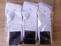 Носки мужские спорт Tommy Hilfiger Турция (белые) опт
