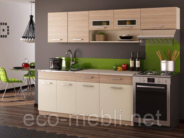 Кухня Moreno 240 Cocobolo