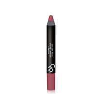 Стойкая матовая помада-карандаш GR Crayon № 8