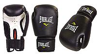 Перчатки боксерские EVERLAST Юниор. на липучке PVC, фото 1