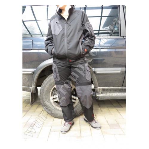 Комплект Modyf PremiumLine Black, куртка и брюки Wurth