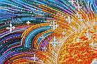 Набор для вышивки бисером Волшебное сияние (30 х 30 см) Абрис Арт AB-617, фото 2