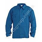 Комплект куртка и брюки синие 100% ХБ Wurth, фото 3