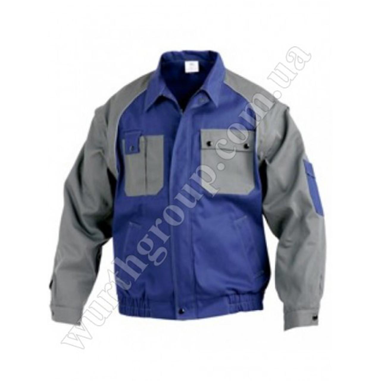 Куртка с отстегивающимися рукавами. Большие размеры. Wurth