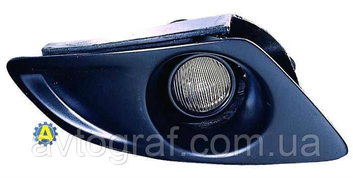 Фара противотуманная левая и правая на Mazda 6 (Мазда 6) 2002-2006