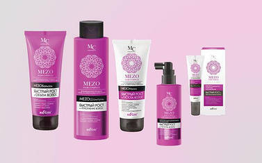 Bielita Mezo Hair Complex - уникальная программа для роста волос.