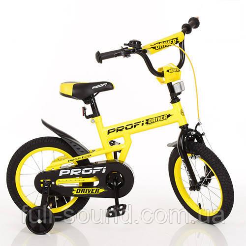 """Детский велосипед profi driver 16"""""""