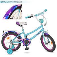 "Детский велосипед profi geometry 16"""