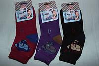 Детские махровые носки, Shan Tao Kids. ЧЕРНЫЕ