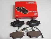 Комплект передних тормозных колодок на Рено Логан, Логан MCV, Сандеро Stepway/ FERODO FDB845
