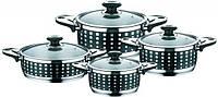Набор посуды Krauff 8 пр. 26-158-031