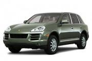Коврик в багажник Porsche Cayenne 2002-2010