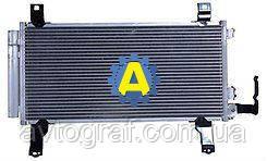 Радиатор кондиционера на Mazda 6 (Мазда 6) 2002-2008