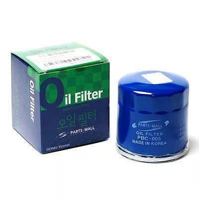 Масляный фильтр pbc005/PBH027 для Chevrolet Aveo, Kalos, Matiz, Spark, Daewoo Kalos, Matis, Opel
