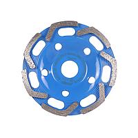 Алмазная чашка (фреза) по бетону Distar ФАТС-W 125 x 22,23 Rotex (16915067010), фото 1