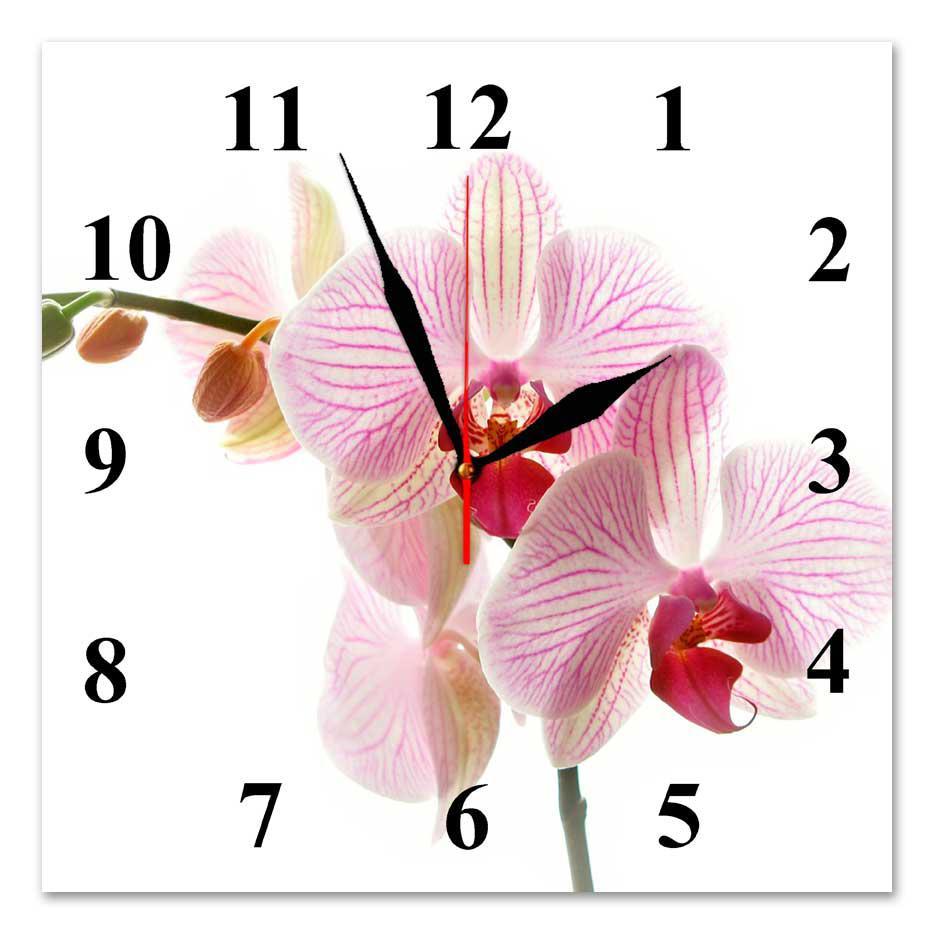 Часы настенные стеклянные Т-Ок 003 S-3016