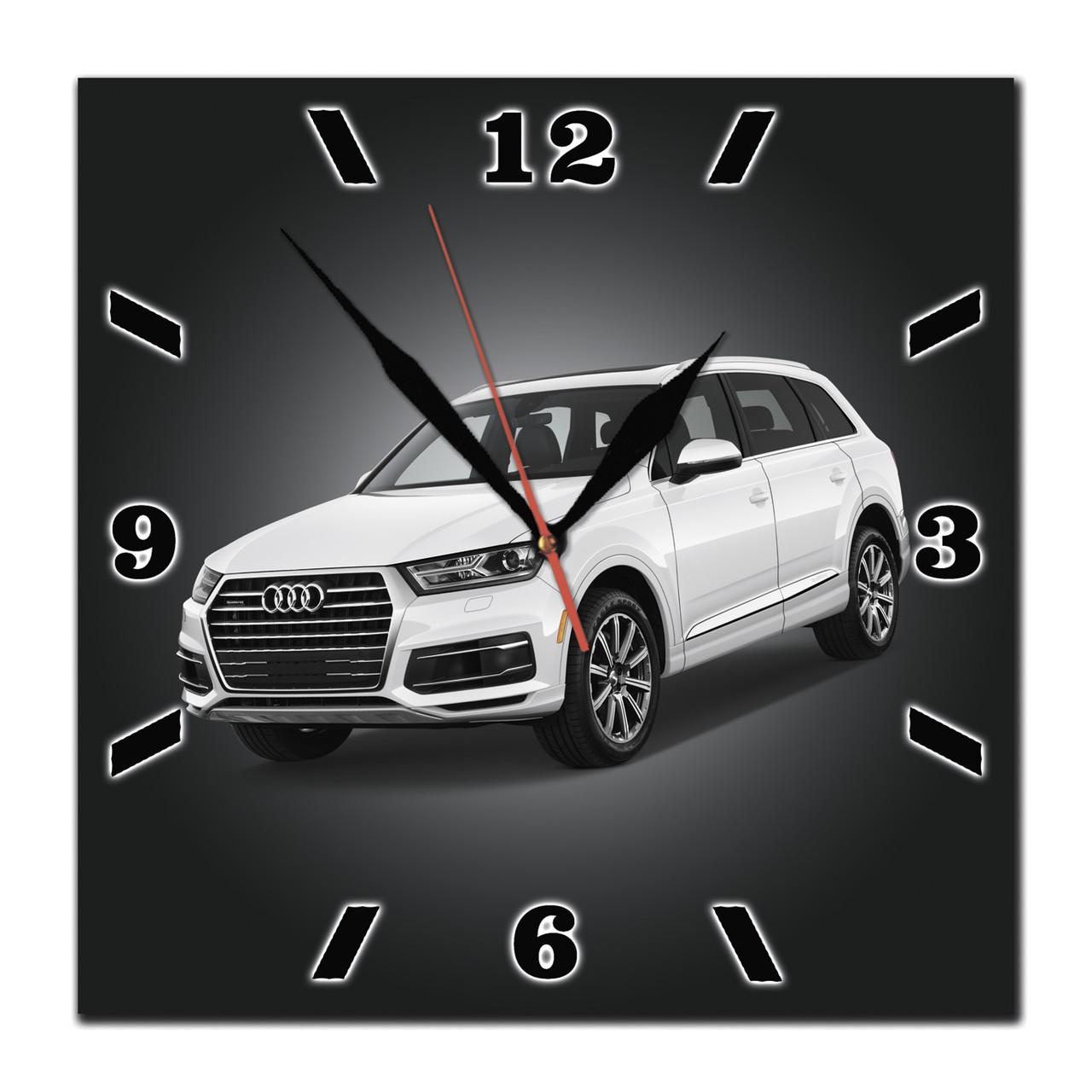 Часы настенные стеклянные Т-Ок 003 S-3017