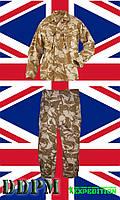 Комплект брюки + китель. Оригинал ВС Великобритании - DDPM, фото 1