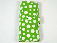 Портмоне кошельки зеленый