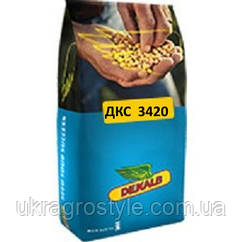 ДКС 3420 ФАО 280 Семена кукурузы Монсанто