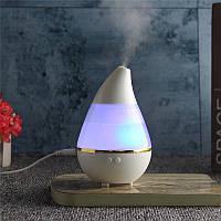 Увлажнитель воздуха ультразвуковой с подсветкой Вулкан/Капля