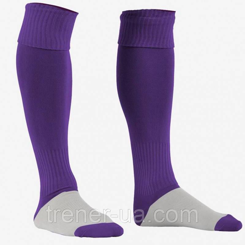 Гетри дорослі Mass/чоловічі гетри фіолетові 40-45/гетри чоловічі футбольні фіолетові/футбольні гетри