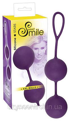 Вагинальные шарики Smile XXL Balls, фото 2