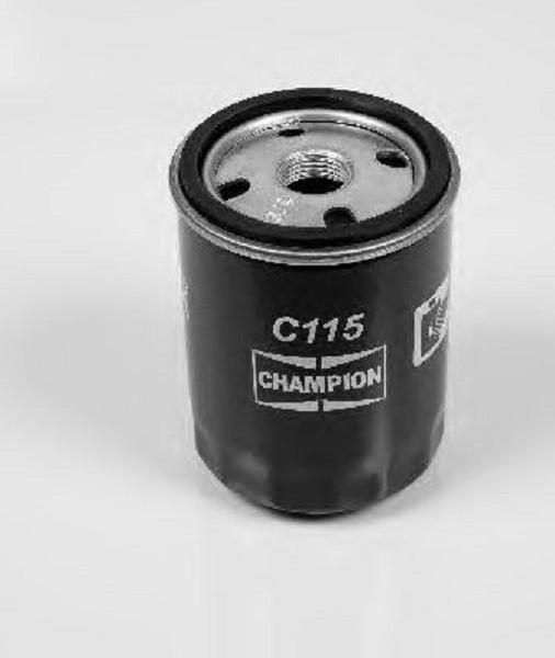 Масляный фильтр C115 для Ford Escort (91), Classic, Fiesta, Mondeo, Orion