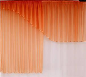 Готовые шторы для кухни Форест Оранж, фото 2