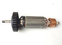Якорь (ротор) для УШМ болгарки Metabo W 7-125 ( 164*35 посадка 7 )