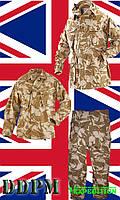 Комплект брюки + китель + куртка оригинал ВС Великобритании - DDPM