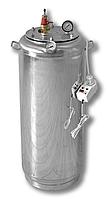 Автоклав из нержавеющей стали на 40 банок электрический (универсальный)