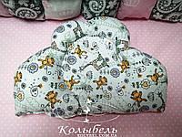 Ортопедическая подушка - облачко