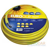 Шланг поливочный TECNOTUBI Euro GUIP YELLOW 3/4 (19мм) Бухта 50м EGY 3/4 50