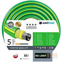 Шланг поливочный Cellfast Green 5/8 (16 мм) Бухта 25м GR 5/8 25