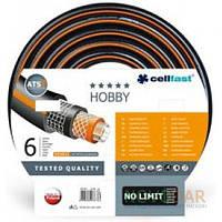 Шланг поливочный Cellfast Hobby 3/4 (19 мм) Бухта 25м HB 3/4 25
