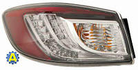 Фонарь задний внешний на Mazda 3 (Мазда 3) седан 2009-2012, фото 1