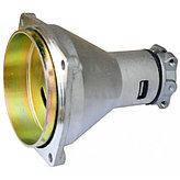 Редуктор верхний 9 шлицов d=26 мм высокий бензокосы, триммера