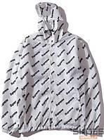 Куртка Supreme Diagonal Signs White (ориг.бирка)